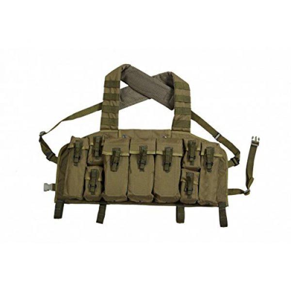 SSO/SPOSN Airsoft Tactical Vest 2 SSO/SPOSN Russian Military Vest Lazutchik