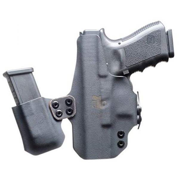 Blackpoint Tactical Airsoft Gun Holster 2 Blackpoint Tactical BLKPT Dual Point Aiwa for Gulch 26 Pistol Cases