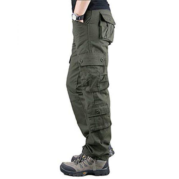 Generic Tactical Pant 1 Men's Hard Wearing Cargo Combat Builders Warehouse Workwear Trouser Pocket