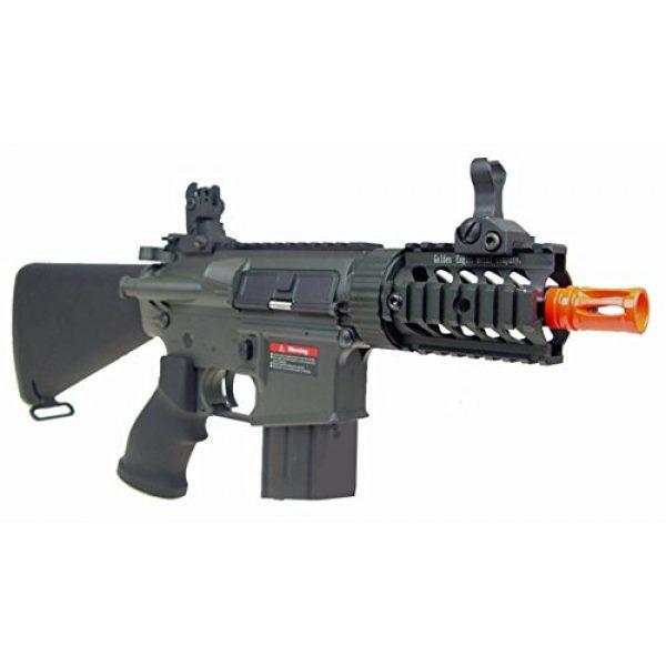 Jing Gong (JG) Airsoft Rifle 2 JG aeg-m4 baby semi/full auto nicads/charger included-metal g-box(Airsoft Gun)
