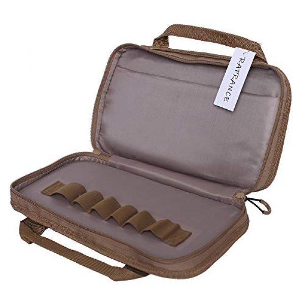 Raprance Pistol Case 6 Raprance Tactical Handgun Case Pistol Rug Pistol Case Handgun Storage Bag