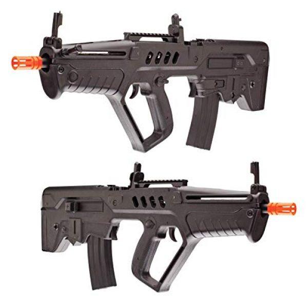 Wearable4U Airsoft Rifle 3 Wearable4U Umarex Elite Force IWI Tavor 21 (Competition Series) AEG Electric 6mm BB Rifle Airsoft Gun Bundle