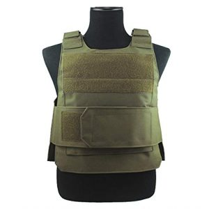 ThreeH Airsoft Tactical Vest 1 ThreeH Outdoor Protective Tactical Vest Military Training Gilet Equipment Adjustable Sports Vest
