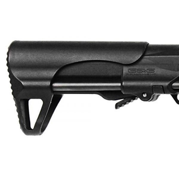 G&G Airsoft Rifle 4 G&G ARP 9 Airsoft AEG Rifle Black
