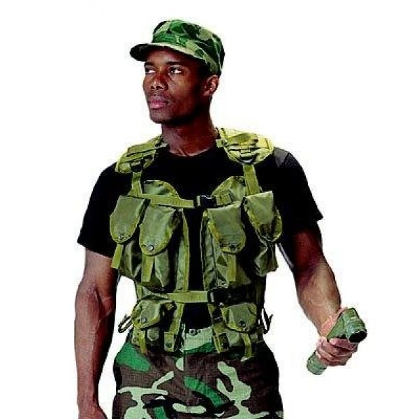 Rothco Airsoft Tactical Vest 3 Rothco Tactical Assault Vest