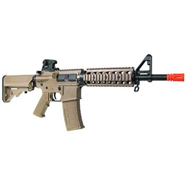 SRC Airsoft Rifle 3 src aeg-the dragon sr4a1ris nimah/charger included-metal gb(Airsoft Gun)