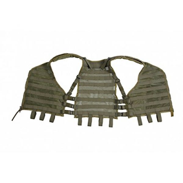 SSO/SPOSN Airsoft Tactical Vest 1 SSO/SPOSN Russian Military Vest Universal Base MOLLE