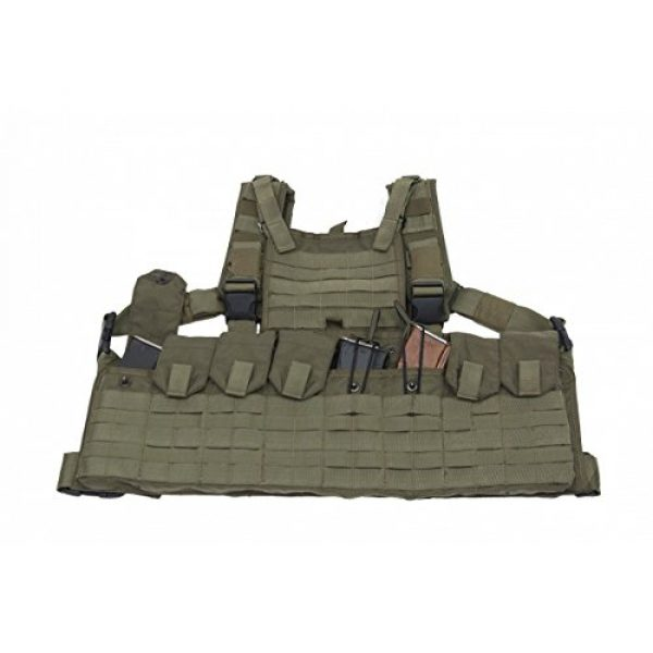 """SSO/SPOSN Airsoft Tactical Vest 1 Russian Military Chest Rig """"Parol"""" by SSO/SPOSN"""