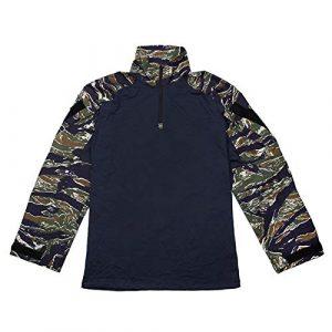 TMC Tactical Shirt 1 TMC ORG Cutting G3 Combat Shirt (Woodland) for Tactical Outdoor Game