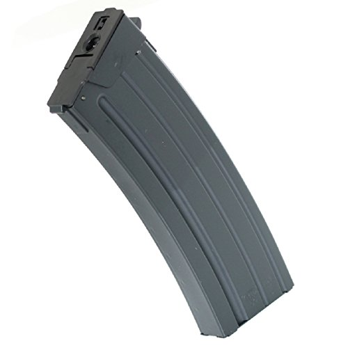 Airsoft Shopping Mall  1 Airsoft Shooting Gear CYMA 500rd Hi-Cap Mag Magazine For CM043 GALIL SAR AEG Black