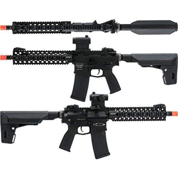 Evike Airsoft Rifle 3 Evike PTS Centurion Arms CM4 with KWA AEG3 System Airsoft AEG Rifle