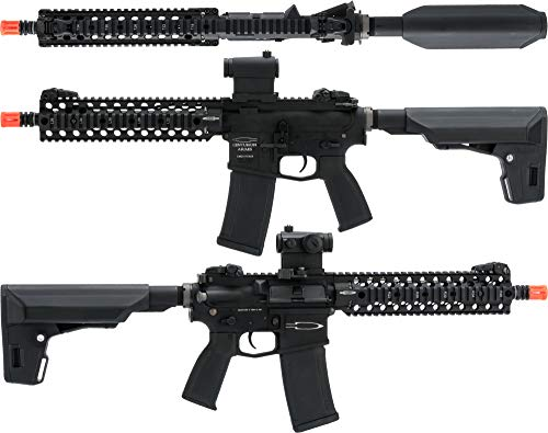 Evike  3 Evike PTS Centurion Arms CM4 with KWA AEG3 System Airsoft AEG Rifle