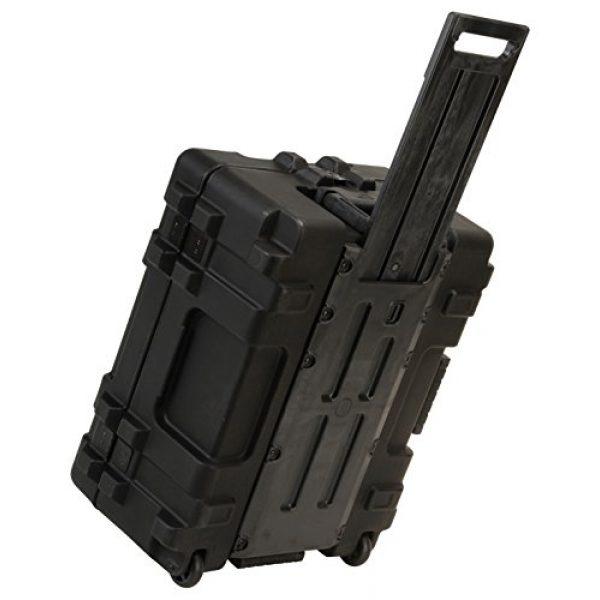 "SKB Pistol Case 5 SKB Equipment Case 22"" X 17"" X 10 1/2"" - Foam & Wheels"