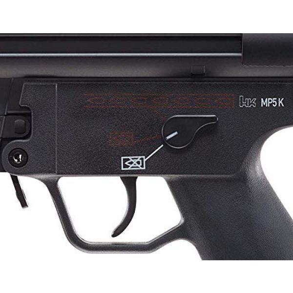 Wearable4U Airsoft Rifle 5 Wearable4U Umarex HK MP5K BB Airsoft Rifle AEG Electric Black, Multi Bundle