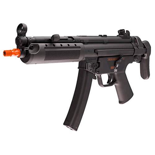 Wearable4U  6 Umarex HK Heckler&Koch MP5 A5 Elite Series AEG Electric Automatic 6mm BB Rifle Airsoft Gun with Wearable4U Bundle