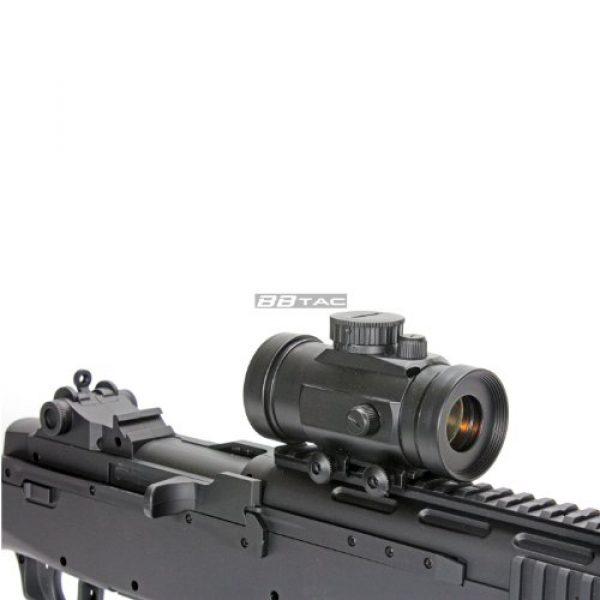 BBTac Airsoft Rifle 5 BBTac m305p airsoft gun m14 ris full sized spring airsoft rifle with scope with warranty(Airsoft Gun)