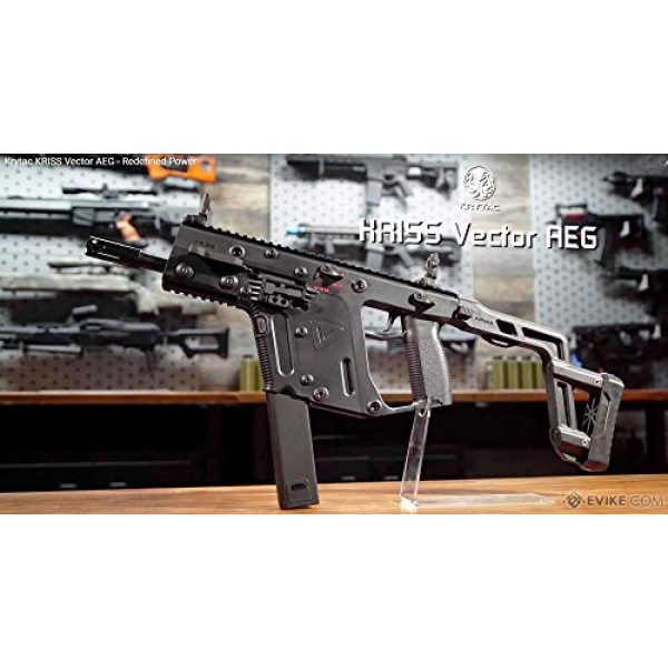 Evike Airsoft Rifle 6 Evike USA Licensed Krytac Kriss Vector - Airsoft AEG SMG Rifle