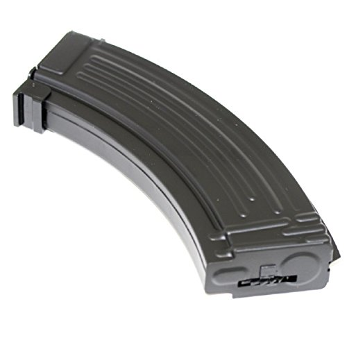 Airsoft Shopping Mall  1 Airsoft Shooting Gear CYMA 600rd Hi-Cap Magazine for AK-Series AEG Black