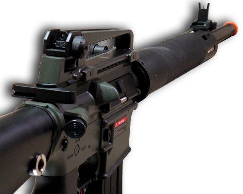 Jing Gong (JG)  2 jing gong m16 ufc airsoft electric gun jg6628(Airsoft Gun)