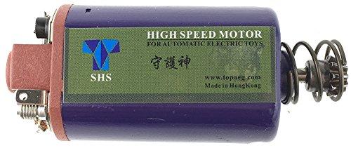 SportPro  1 SportPro High Speed Short Shaft Motor for AEG Airsoft - Blue