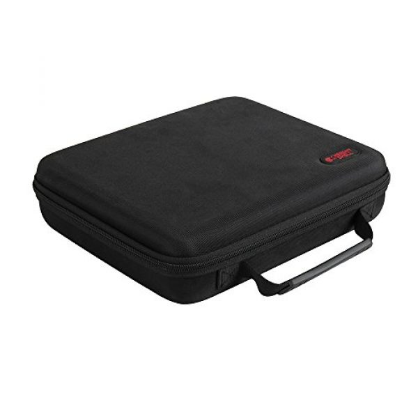 Hermitshell Pistol Case 2 Hermitshell case fits Pistol Case Up to 8.5-Inch Revolver Barrel