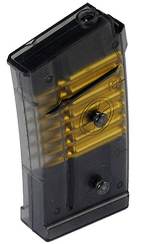 UKARMS Airsoft Gun Magazine 1 Spare Magazine Clip for M82 Gun Airsoft Gun Accessory
