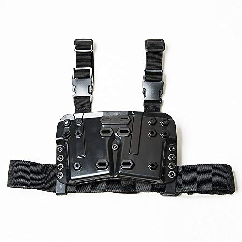 FMA  1 FMA Drop Leg Mag Carrier BK for Tactical Airsoft Hunting Game