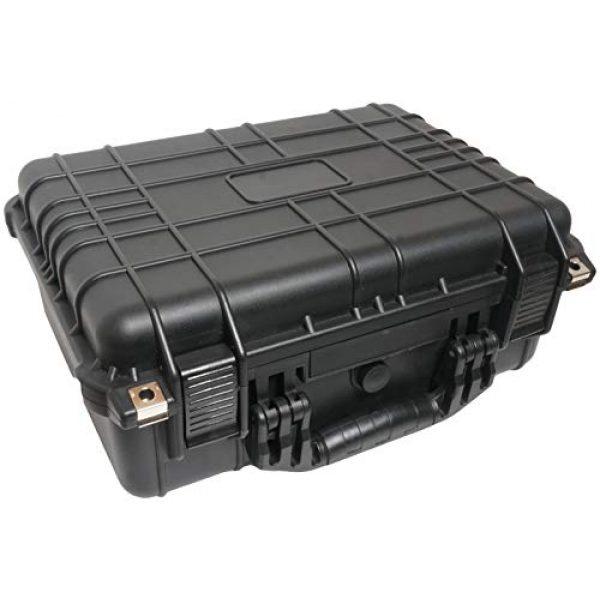 Case Club Pistol Case 5 Case Club Desert Eagle Fully Loaded Pre-Cut Waterproof Case