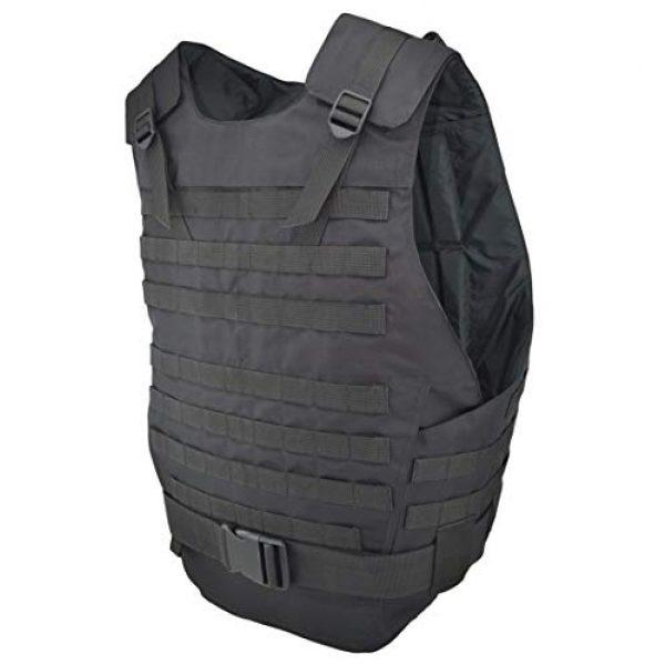 Russia Airsoft Tactical Vest 3 Bagarii Modern Russian Molle Vest Cover Replica