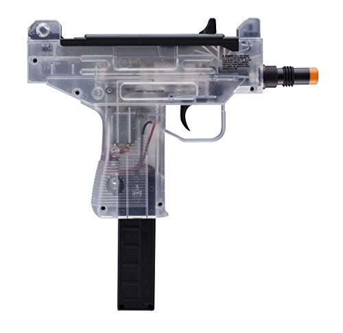 Elite Force  1 Uzi Micro Eclectric 6mm Airsoft Clear