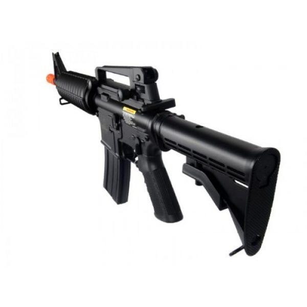 Lancer Tactical Airsoft Rifle 3 lancer tactical lt-01b m16 electric airsoft gun metal gear fps-400(Airsoft Gun)
