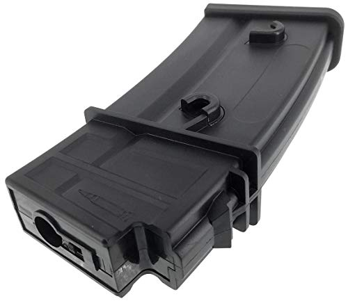 SportPro  7 SportPro Army Force 150 Round Polymer Medium Capacity Magazine for AEG G36 Airsoft - Black