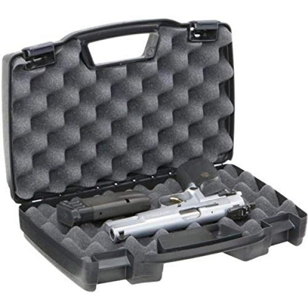 Plano Pistol Case 2 Protector Single Pistol Case