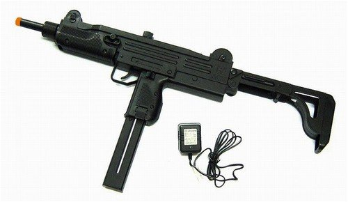 Well  1 Well Electric D 91 UZI Airsoft Fully Auto Gun Airsoft