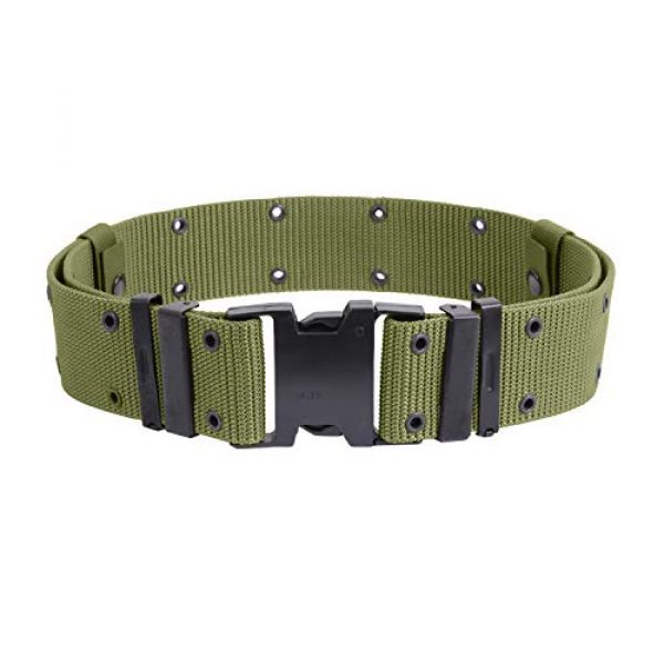 Rothco Tactical Belt 1 New Issue Marine Corps Style Quick Release Pistol Belts