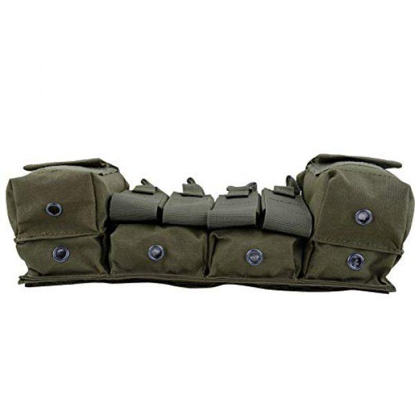 Tactical Area Airsoft Tactical Vest 4 CS Vest Multi-Functional Tactical Vest Breathable and Quick Release Lightweight Vest