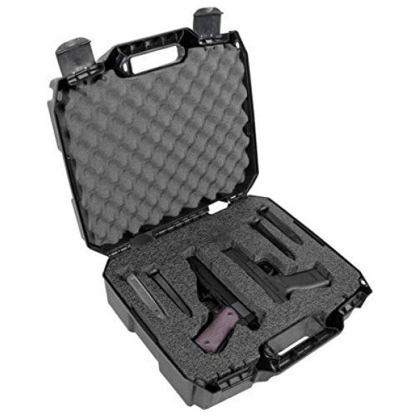 Case Club Pistol Case 1 Case Club Pre-Cut Pistol Carrying Cases