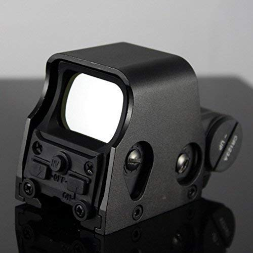 Yingyou  5 Yingyou Reflex Sight Scope Tactical Mini Holographic Red Dot Scope Light Adjustable Brightness Gun Rifle Shooting Spotting
