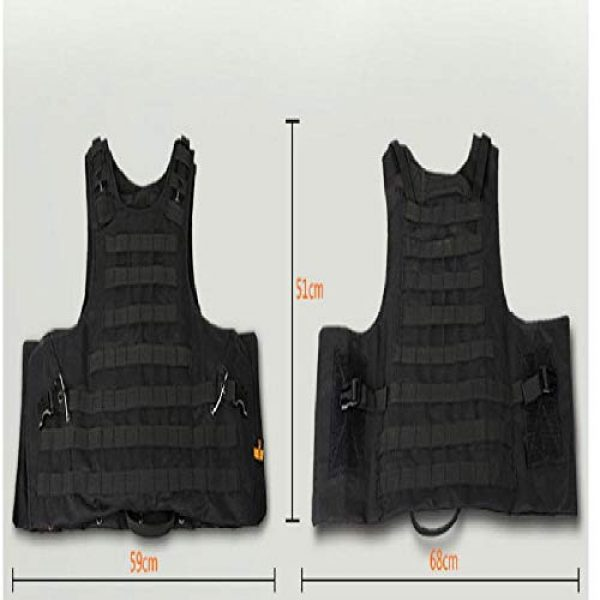 BGJ Airsoft Tactical Vest 5 BGJ Tactical Vest Military Airsoft Assault Molle Vest Outdoor Clothing Hunting Equipment Camouflage Vest Combat Vest