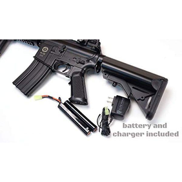 Umarex Airsoft Rifle 7 Umarex Tactical Force M4 CQB KIT Black