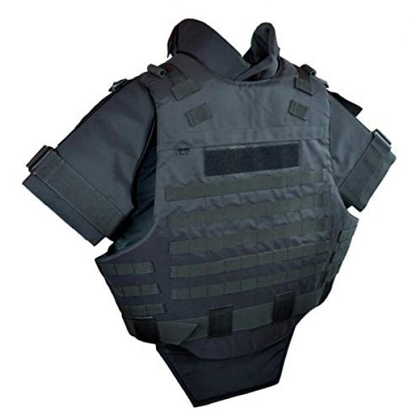 Russia Airsoft Tactical Vest 4 Bagarii Full Kit Modern Russian Molle Vest Cover Replica