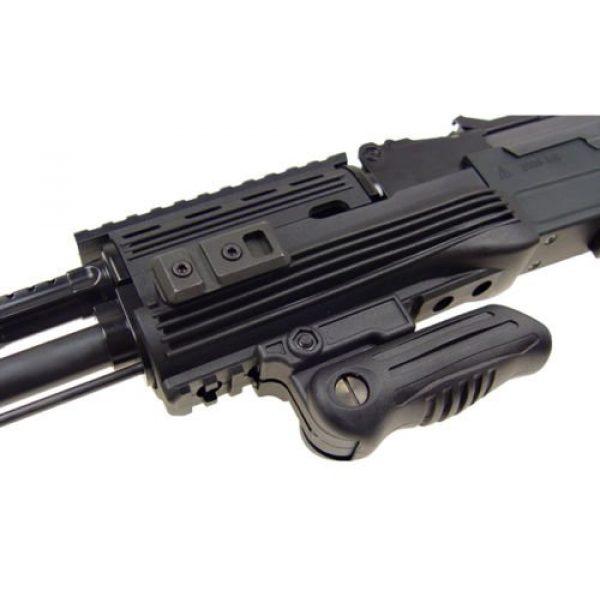 SRC Airsoft Rifle 7 src ak47 tac gen ii air soft rifle electric full auto aeg airsoft gun black(Airsoft Gun)