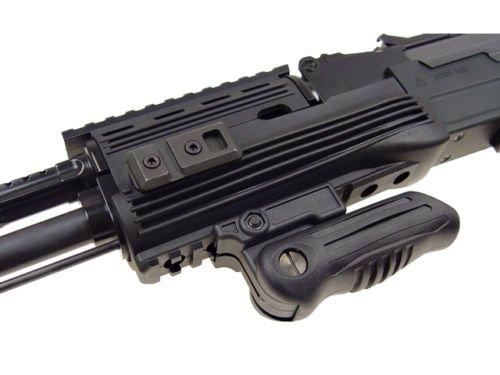 SRC  7 src ak47 tac gen ii air soft rifle electric full auto aeg airsoft gun black(Airsoft Gun)