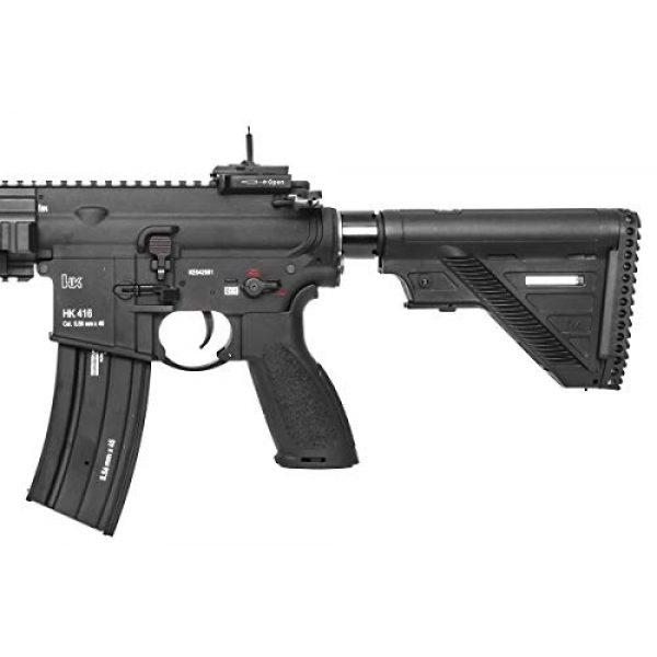 Elite Force Airsoft Rifle 5 Elite Force H&K 416-A5 CQB Carbine AEG Airsoft Rifle by VFC (Black)