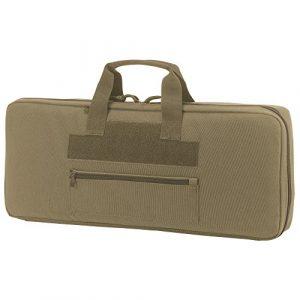 VooDoo Tactical Rifle Case 1 VooDoo Tactical Swank's Double Pistol Case, Coyote, 2 Pistol