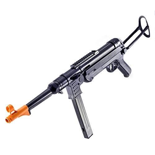 Airsoft  2 AirSoft MP40 Spring Assault SMG WW2 Grease Gun Rifle M3 M40 Sniper BB Pellet