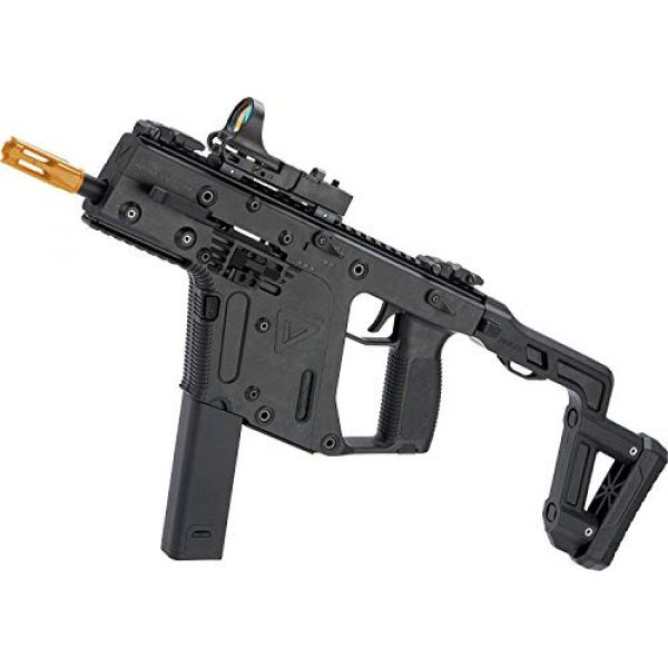 Evike Airsoft Rifle 1 Evike USA Licensed Krytac Kriss Vector - Airsoft AEG SMG Rifle