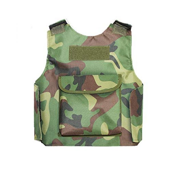 Sunny Airsoft Tactical Vest 5 Sunny Outdoor Camouflage Combat Assault Waistcoat Tactical Molle Child Vest