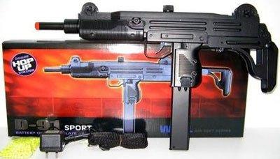 SDN  1 d91 airsoft full size mac 11 style smg(Airsoft Gun)