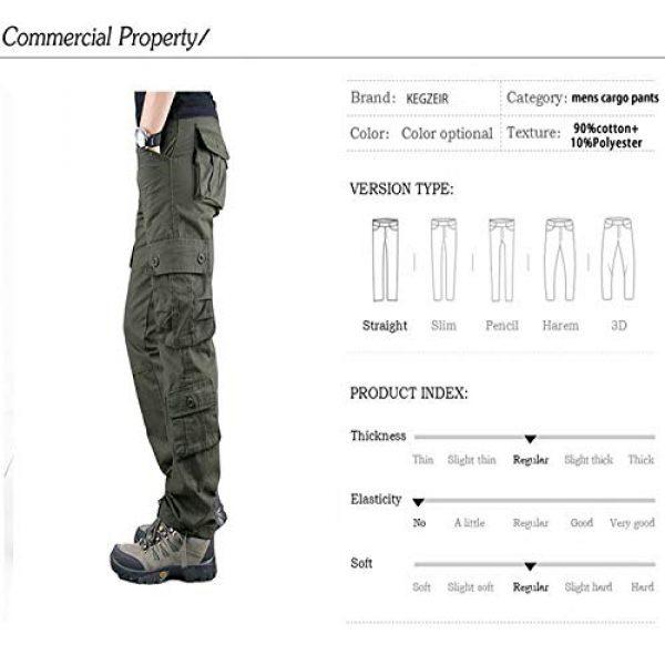 Generic Tactical Pant 3 Men's Hard Wearing Cargo Combat Builders Warehouse Workwear Trouser Pocket